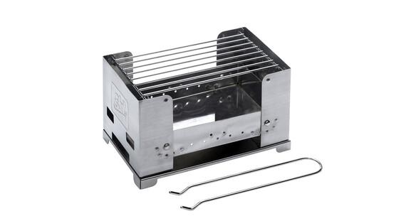 Esbit Grill BBQ-Box Grill small grå/sort